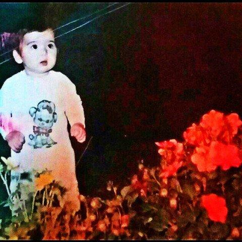 عکس جالب حمید گودرزی در کودکی! + عکس