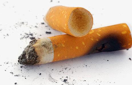 جریمه انداختن ته سیگار در خیابان ۴۵۰ هزار تومان!