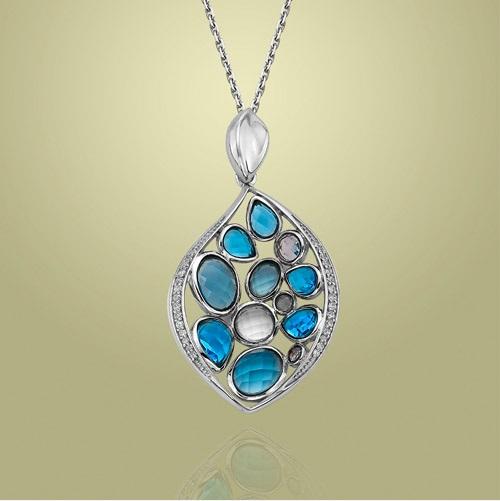 جواهرات بسیار شیک از برند معروف Pistachio