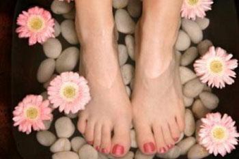 بهترین شیوه برای مراقبت از پا