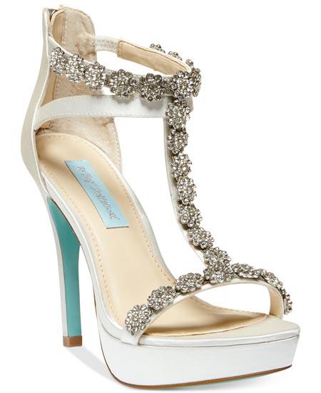 مدل کفش مجلسی از برند Betsey Johnson