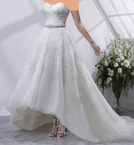 متفاوت ترین مدل لباس عروس بسیار جدید