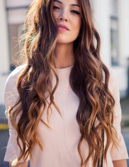 مدل موی جذاب بسیار شیک و جدید دخترانه