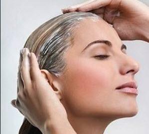 با محصولات خانگی ماسک مو درست کنید!!