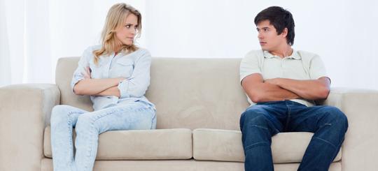 بعد از دعواهای زن و شوهری این اشتباهات را انجام ندهید !!