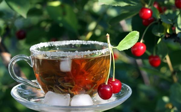 دستور تهیه چای البالو