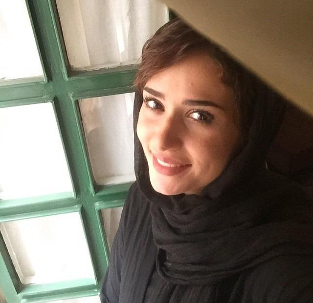 جدیدترین عکس های پریناز ایزدیار تابستان ۹۴
