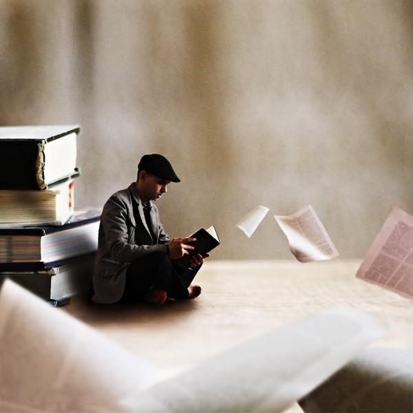 تصاویر خلاقانه عکاس مراکشی