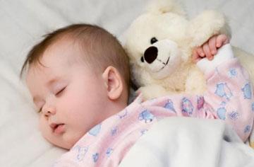 تنظیم برنامه خواب کودکان با روش زیر...