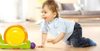 بازی های جذاب ویژه تقویت پای کودکان