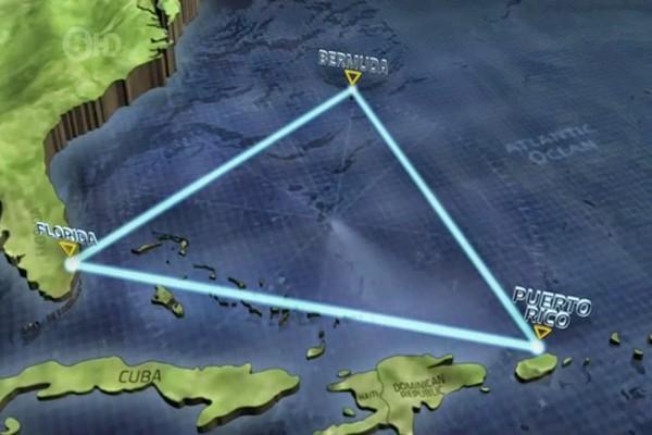 اطلاعات جامع درباره مثلث برمودا
