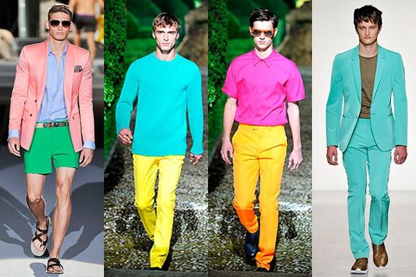 اصول انتخاب رنگ در طراحی لباس