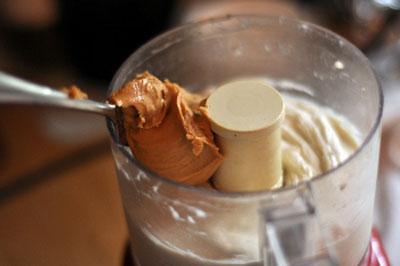 آموزش درست کردن بستنی رژیمی با موز + عکس