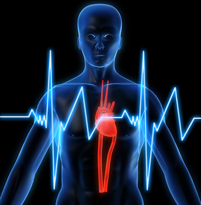علت غیر طبیعی شدن ضربان قلب چیست؟