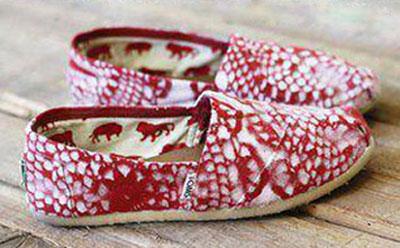 آموزش تصویری تزیین کفش اسپرت