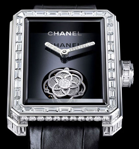گرانبها ترین مدل ساعت زنانه برند شنل