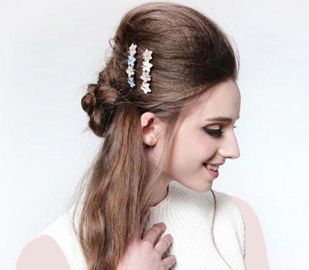 سنجاق و گیره مو بسیار جالب دخترانه