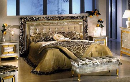 فوق العاده ترین مدل تخت خواب های سلطنتی