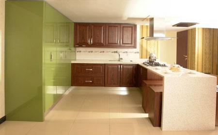 تاثیر آشپزخانه بر زیبایی منزل