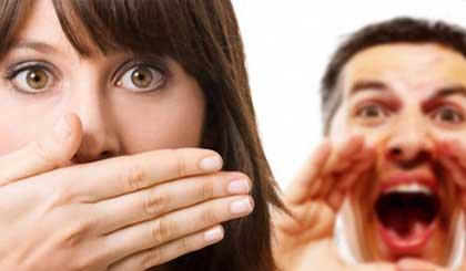 خطرات کم حرفی در رابطه زناشویی