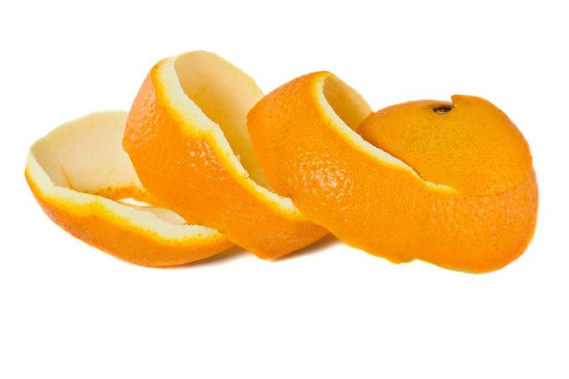 خاصیت اعجاب انگیز پوست میوه ها
