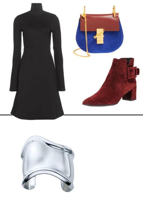 آموزش ست کردن لباس پاییزی به پیشنهاد مجله Elle