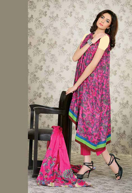 شیک ترین مدل های لباس پاکستانی ۲۰۱۶