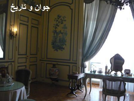 اتاق آرایش فرح پهلوی! + عکس