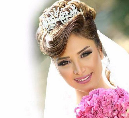 جدیدترین مدل های آرایش عروس سال ۲۰۱۵