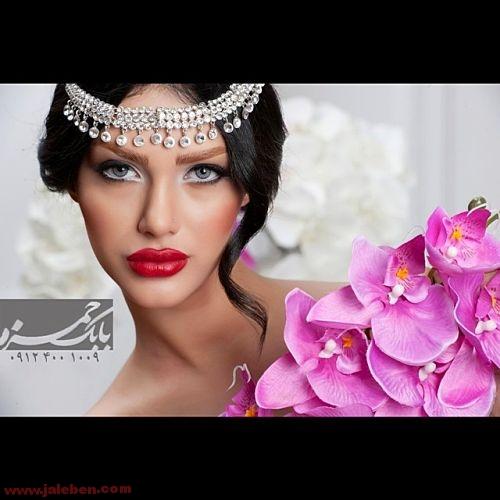 جدیدترین مدل های آرایش عروس سال ۲۰۱۵ (۲)