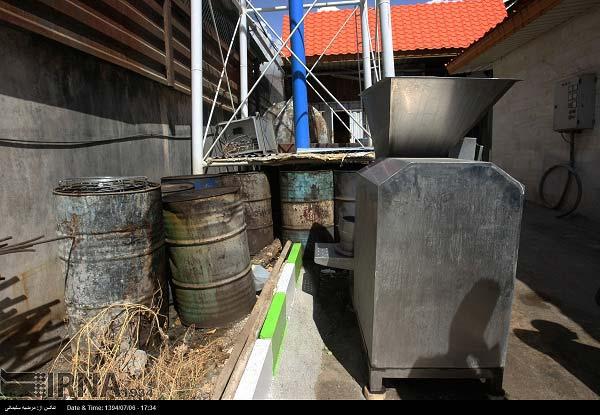 پلمپ واحد سوسیس و کالباس غیر بهداشتی در دماوند + تصاویر