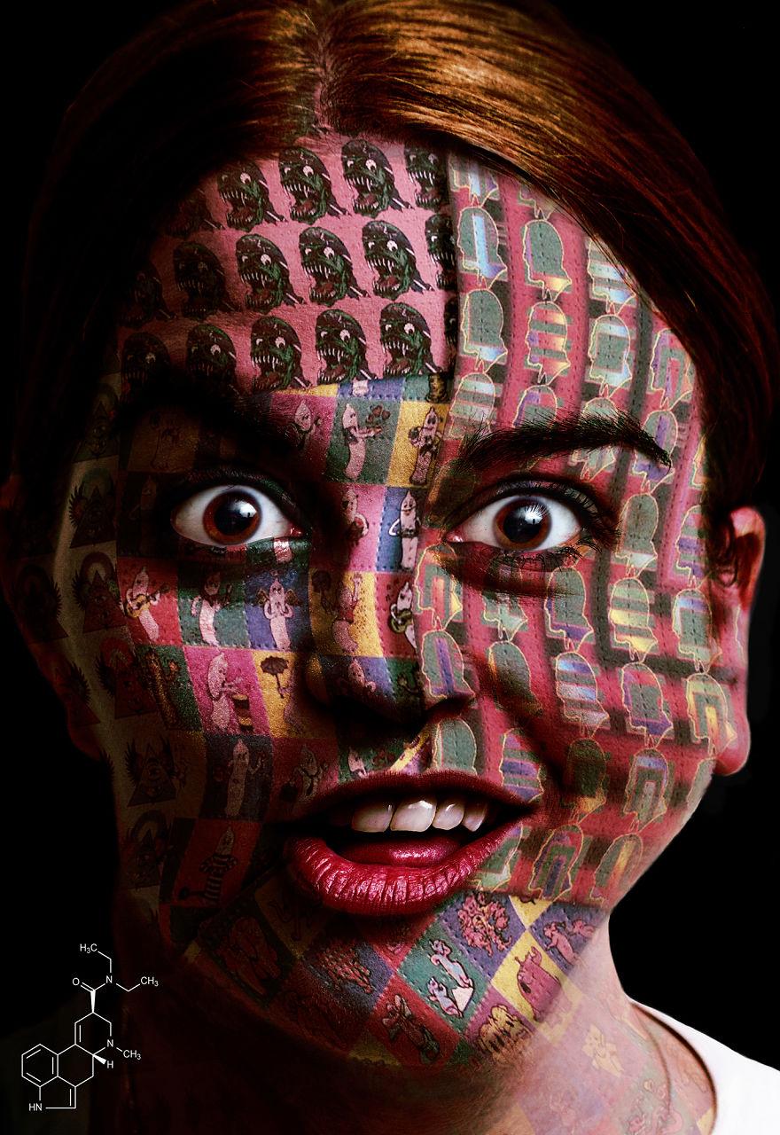 تاثیر داروهای مخدر بر مغز انسان