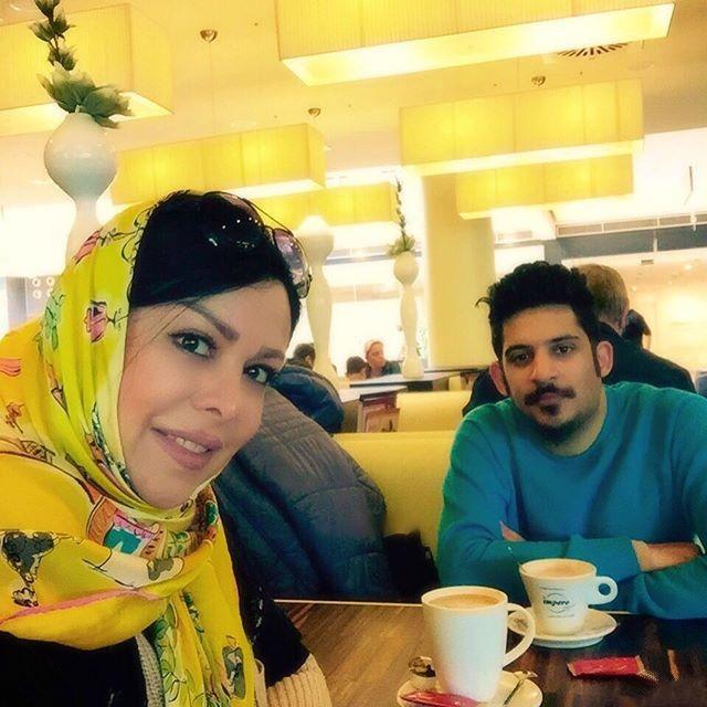عکس های جذاب و دیدنی فلور نظری مهر ماه ۹۴