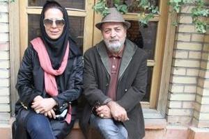 گفتگو با الهام غفوری ، تهیه کننده و همسر سیروس مقدم