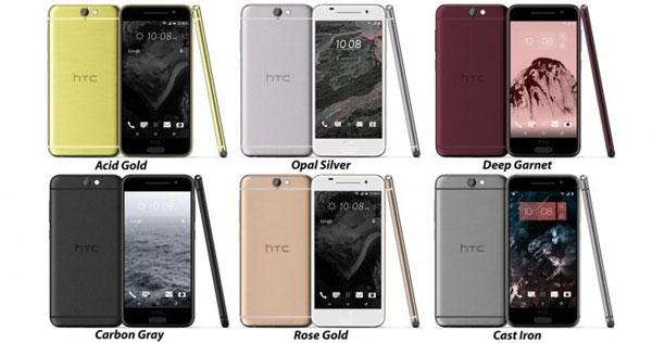 تصاویر لو رفته از گوشی جدید اچ تی سی A9