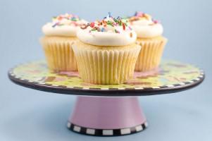 آموزش تهیه کاپ کیک بدون فر