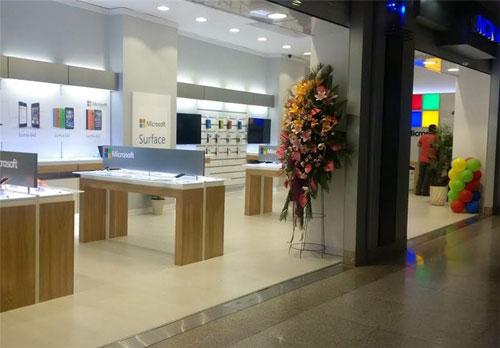 بازگشایی شعبه فروش مایکروسافت در ایران /عکس