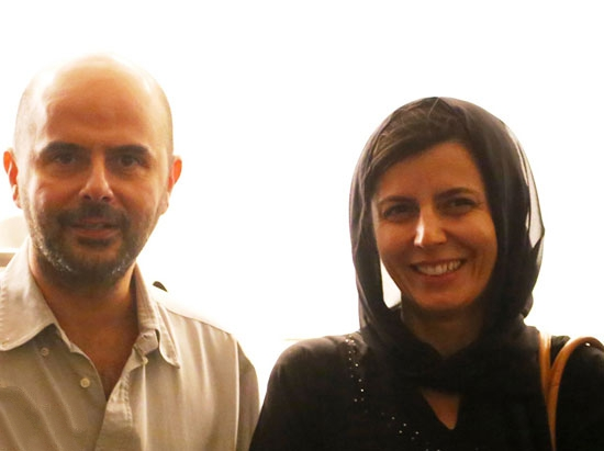 عکس های جدید لیلا حاتمی در کنار همسرش