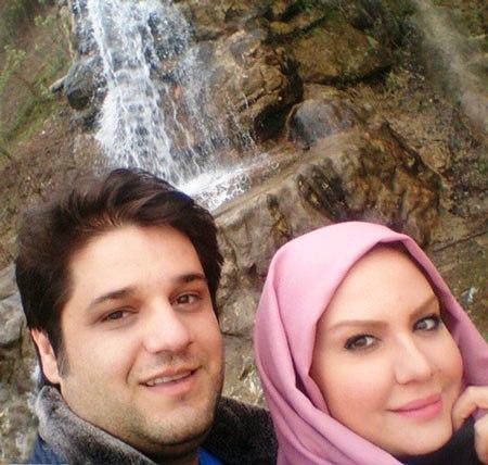 گفتگویی خواندنی با نیلوفر امینی فر و همسرش