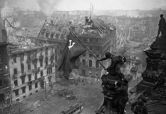 عکسی که مردم روسیه به آن افتخار می کنند