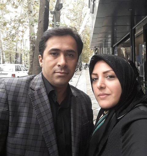 سالگرد ازدواج المیرا شریفی مقدم و همسرش! + عکس