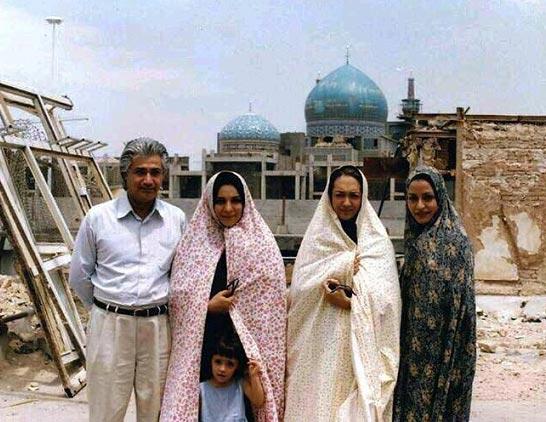 نیکی کریمی و مریلا زارعی ۱۶ سال پیش! + عکس
