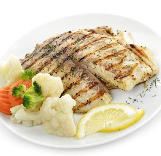 طرز تهیه ماهی تیلاپیا کبابی