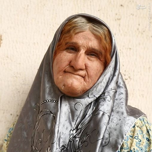 محسن تنابنده و گریم های عجیب و جالب + عکس