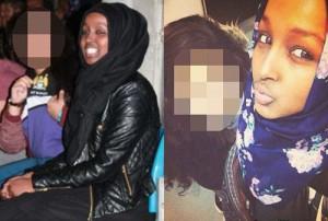خواهران دوقلوی انگلیسی که عضو داعش هستن + عکس