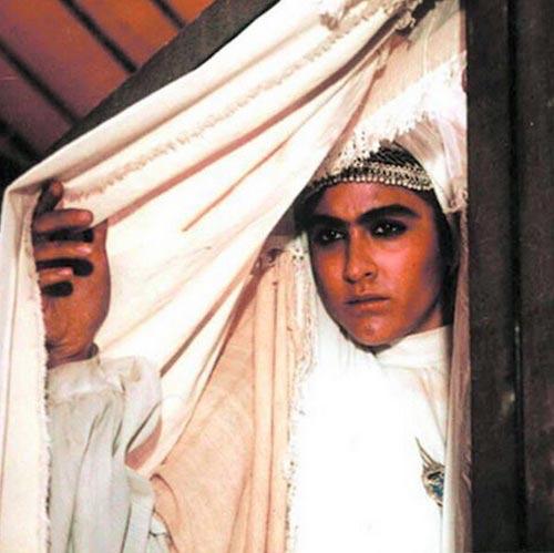 ویشکا آسایش در ۱۸ سالگی! + عکس