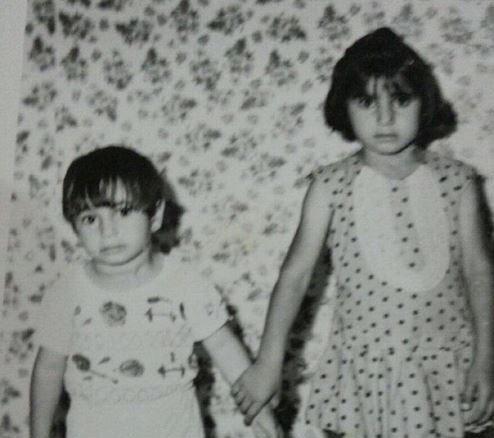 عکس جالب از حمید فرخ نژاد در ۴ سالگی / عکس