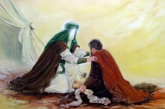 توبه حر چگونه پذیرفته شد؟