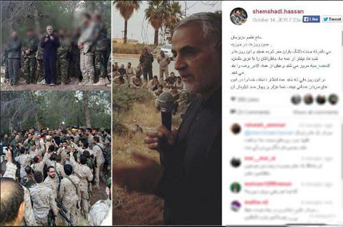 انتقام سخت سردار سلیمانی از داعش + عکس