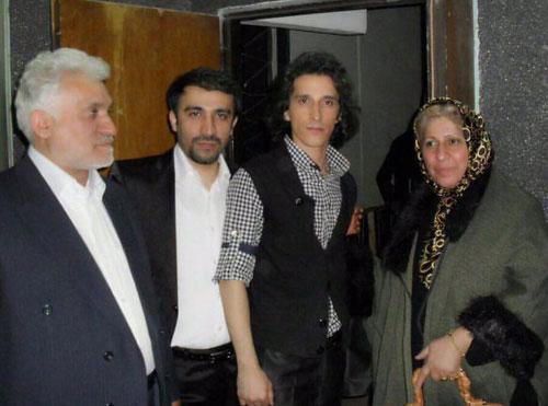 اولین کنسرت مرحوم مرتضی پاشایی + عکس